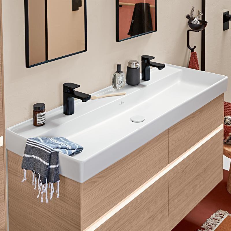 Villeroy Und Boch Waschtisch Mit Unterschrank 120 Cm