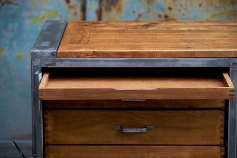 Vintage Industriedesign Möbel
