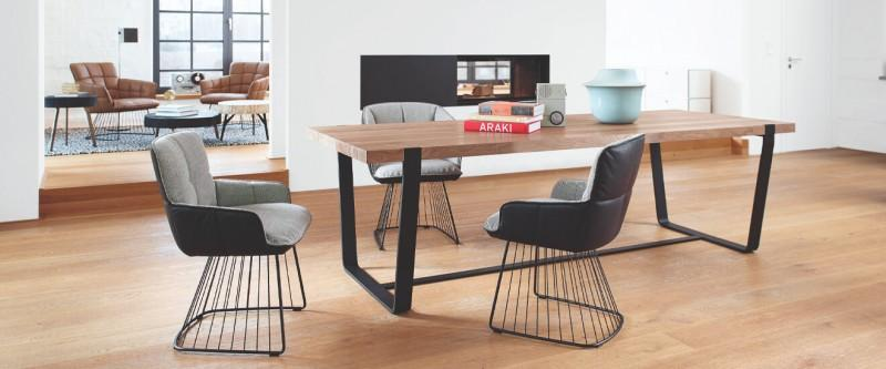 Vitra Esstisch Stühle