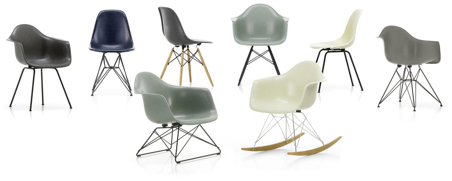 Vitra Stühle Weiss