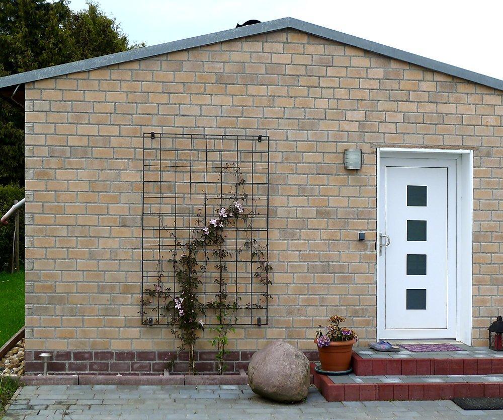 Wand Pflanzen Gitter