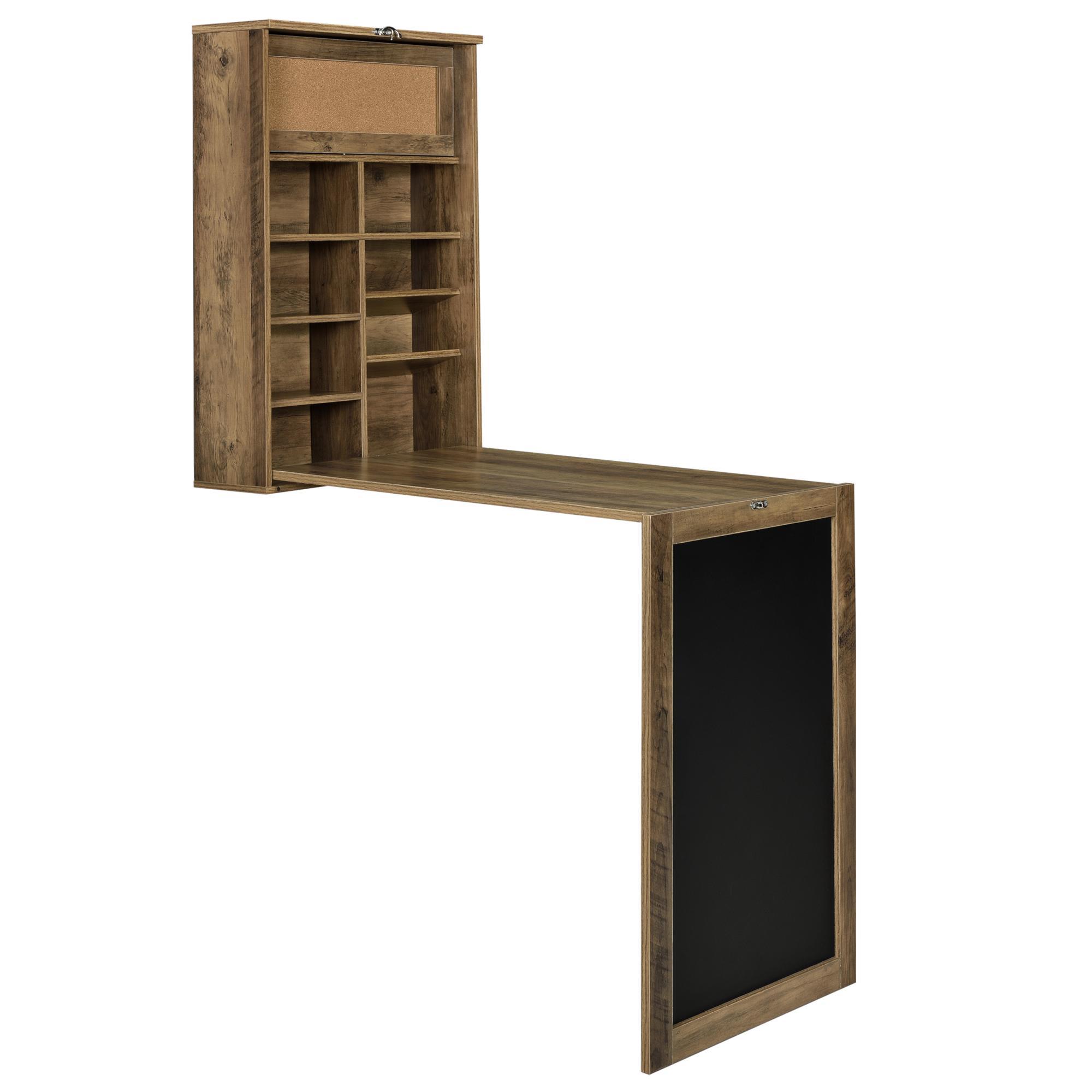 Wand Schreibtisch Klappbar