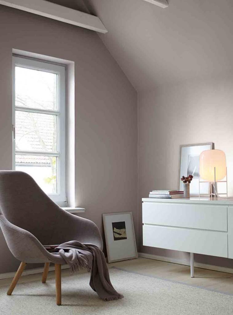 Wand Wohnzimmer Farbideen