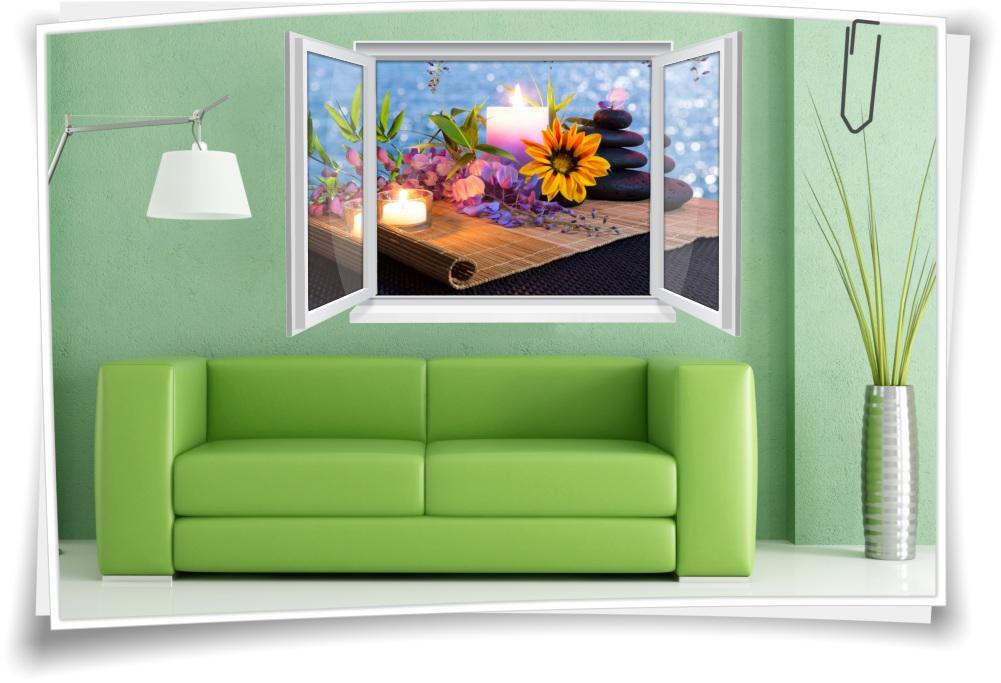 Wandbilder Wohnzimmer Blumen