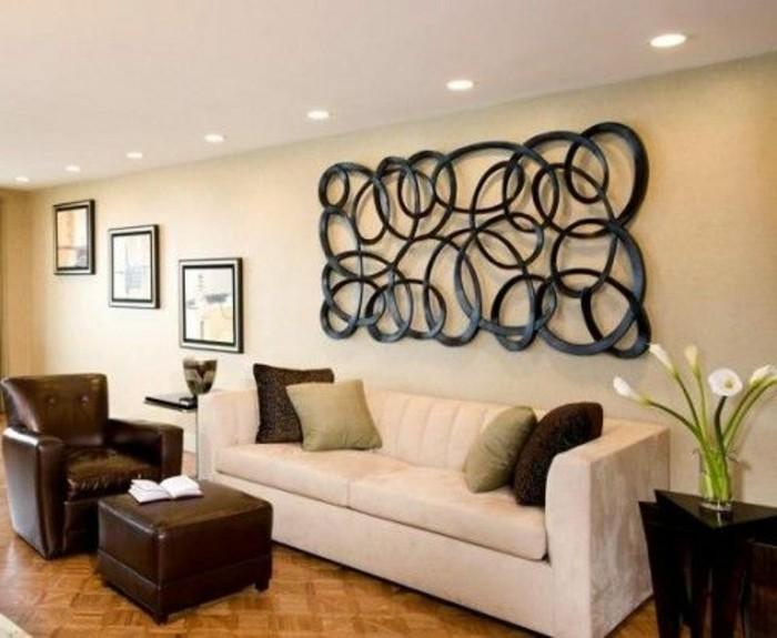 Wanddekorationen Für Wohnzimmer