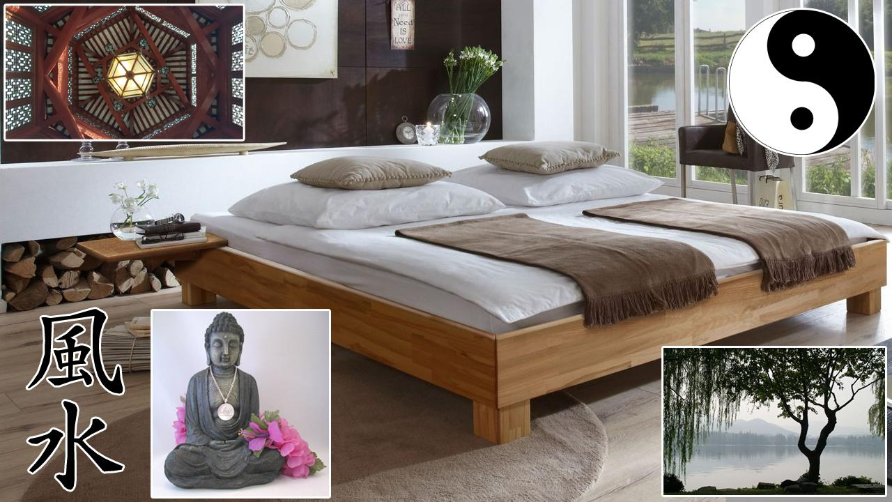 Wandfarbe Feng Shui Schlafzimmer Farbe