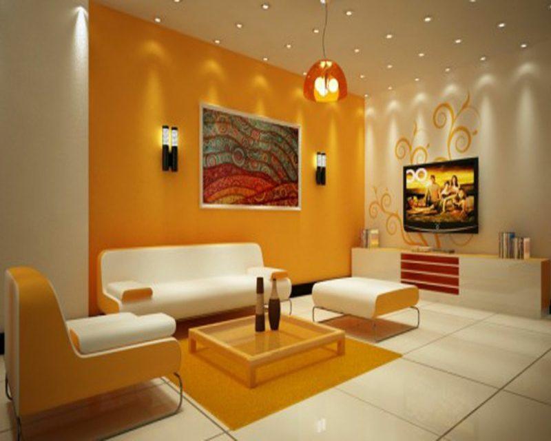 Wandfarben Ideen Für Wohnzimmer