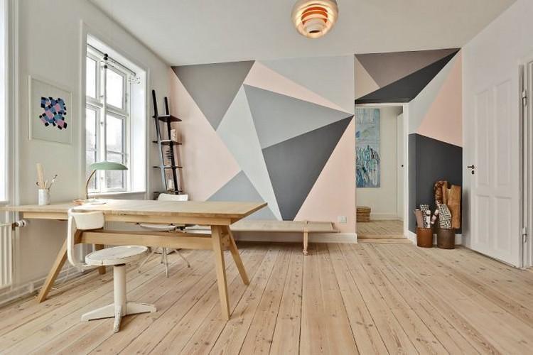 Wandgestaltung Küche Streichen Ideen