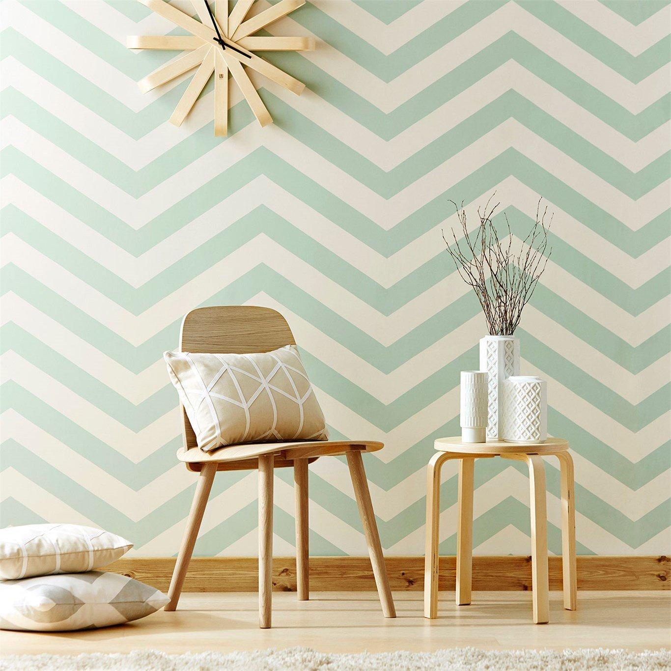 Wandgestaltung Wohnzimmer Ideen Modern