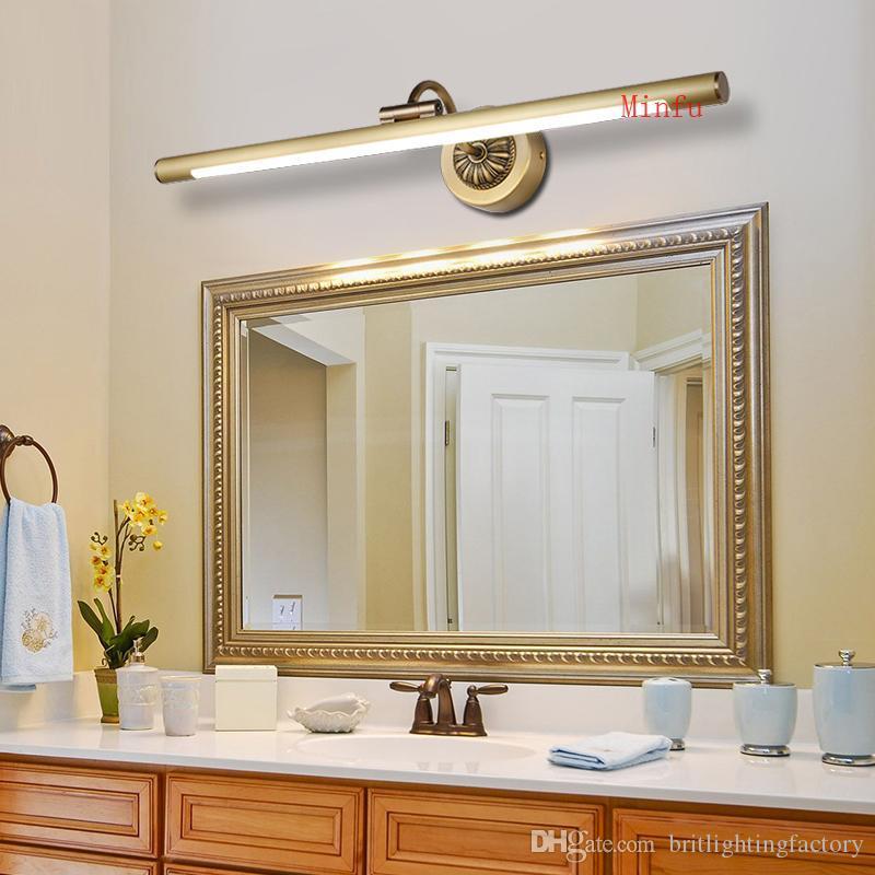 Wandlampe Badezimmer Retro