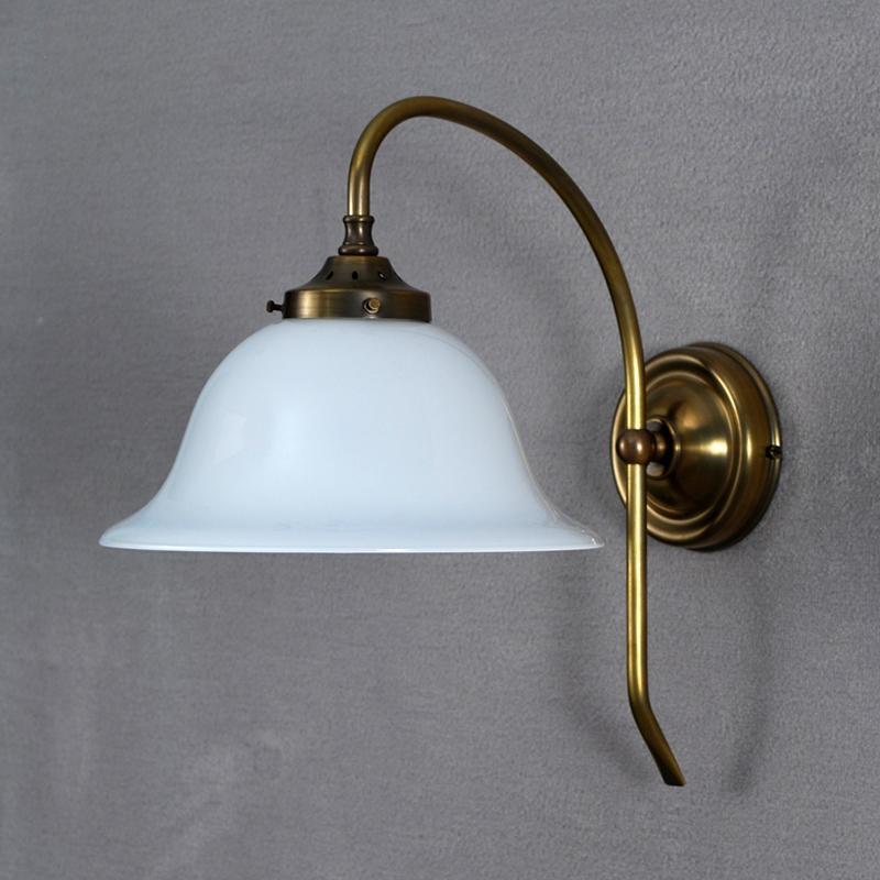 Wandlampe Landhausstil Weiß