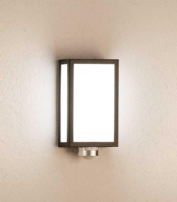 Wandlampe Led Rechteckig