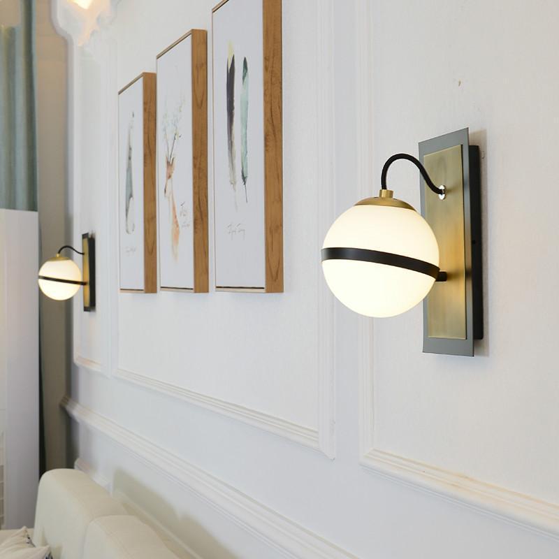 Wandlampe Schlafzimmer Schwarz