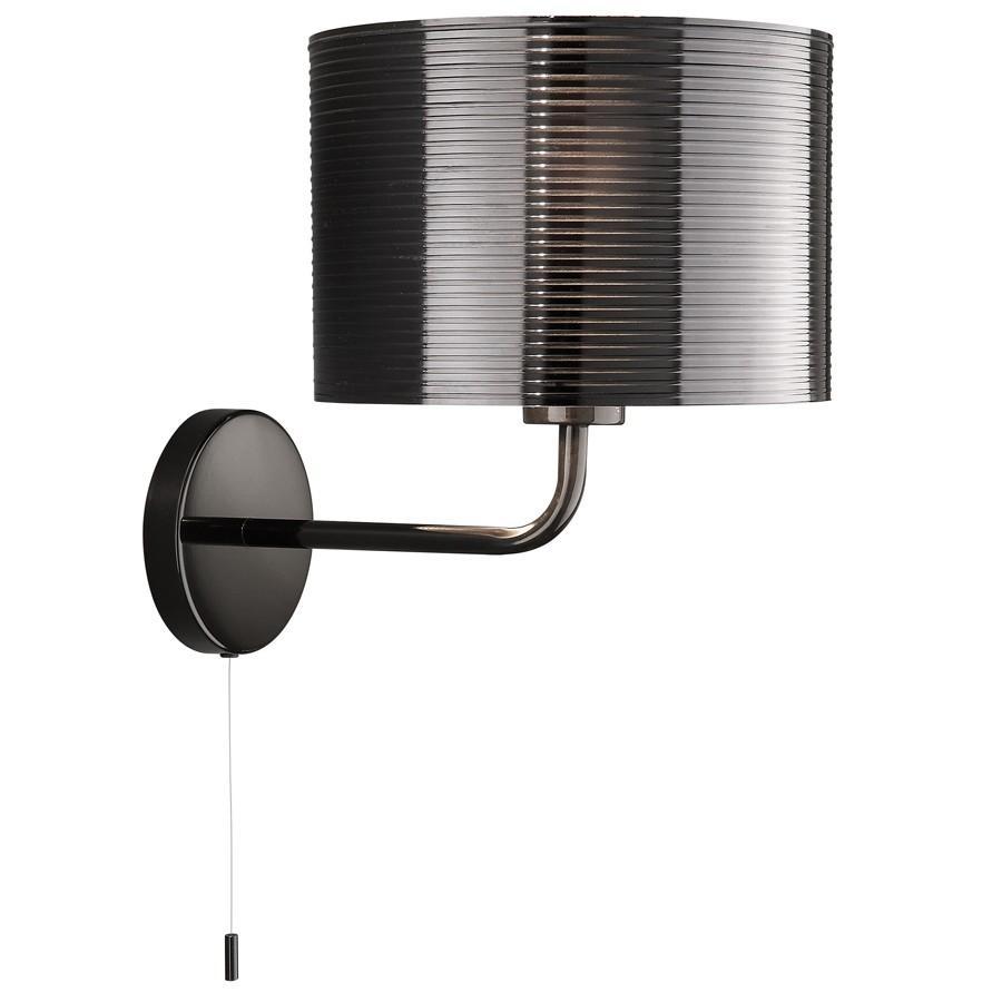 Wandlampe Schwarz Modern
