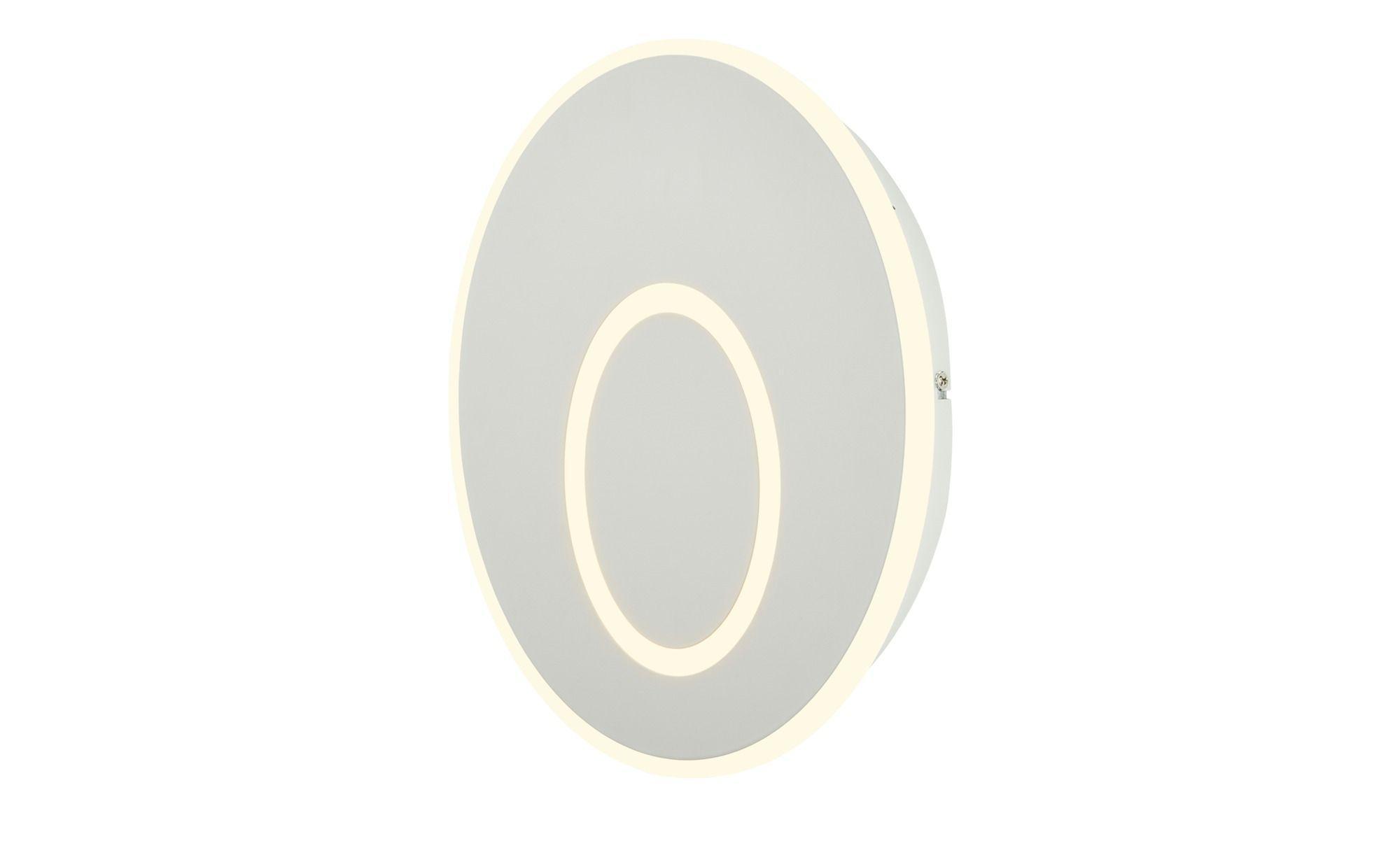 Wandlampe Weiß Modern