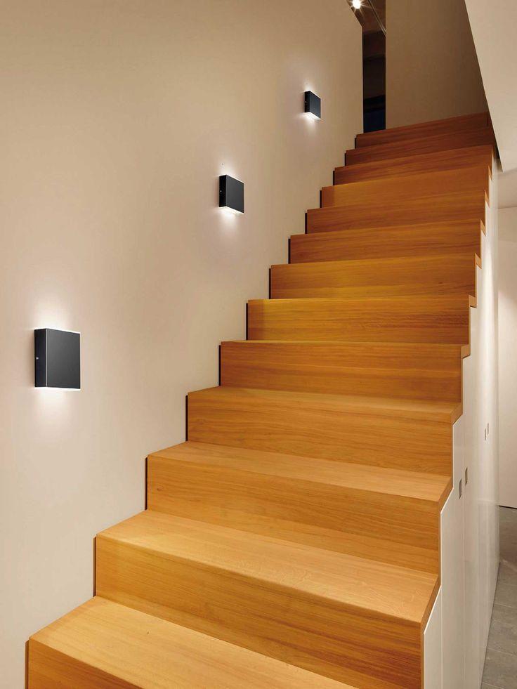 Wandleuchte Modern Treppenhaus