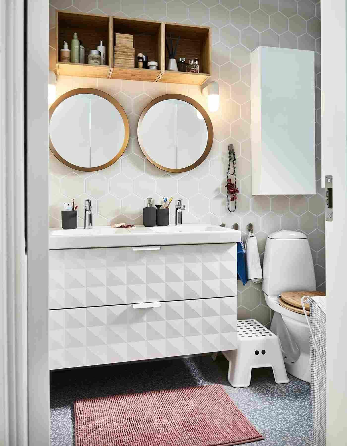 Wandregal Badezimmer Ikea