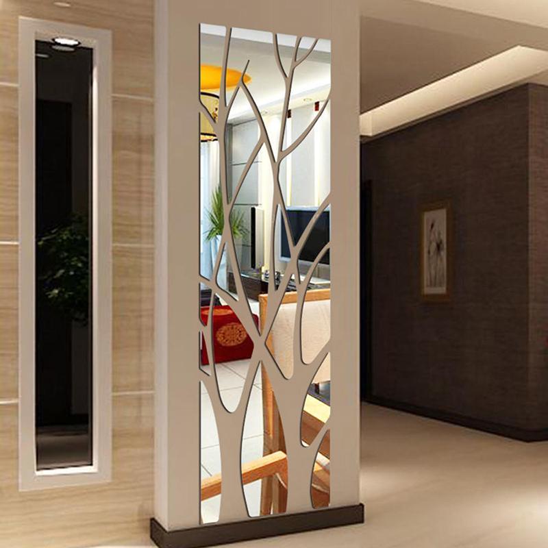 Wandspiegel Modern Wohnzimmer