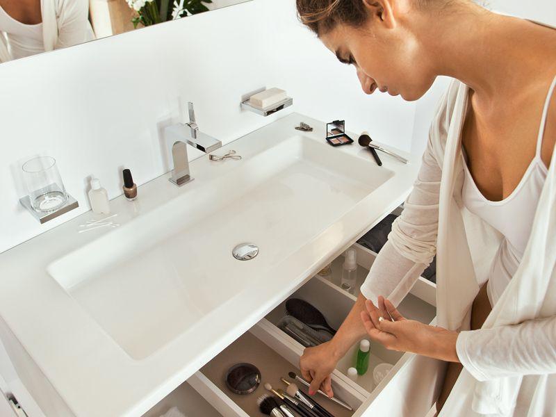 Waschbecken Eingelassen In Platte