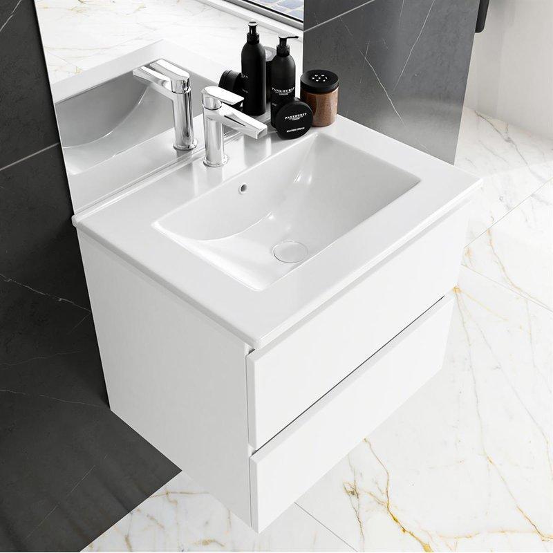 Waschbecken Mit Unterschrank 60 Cm