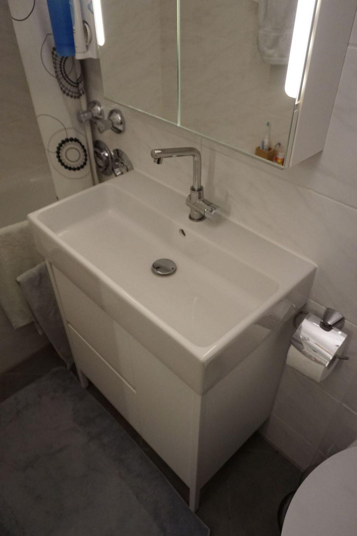 Waschbecken Mit Unterschrank