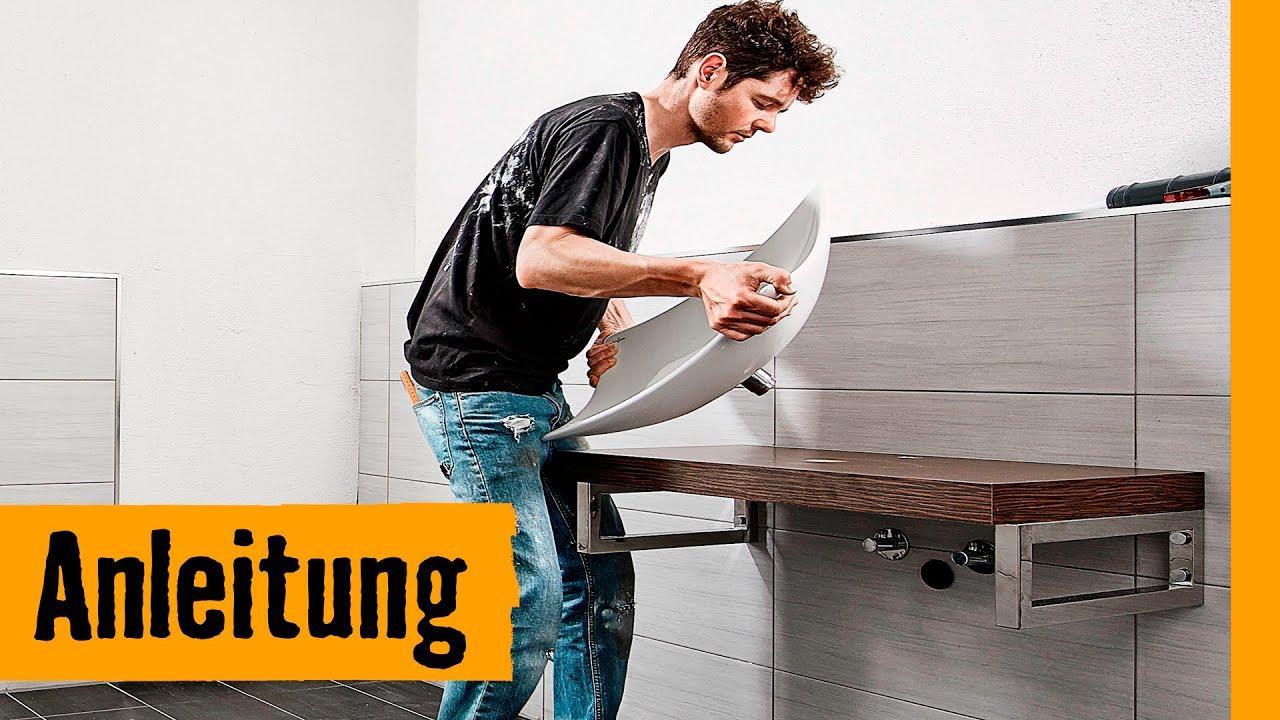 Waschbecken Tisch Selber Bauen