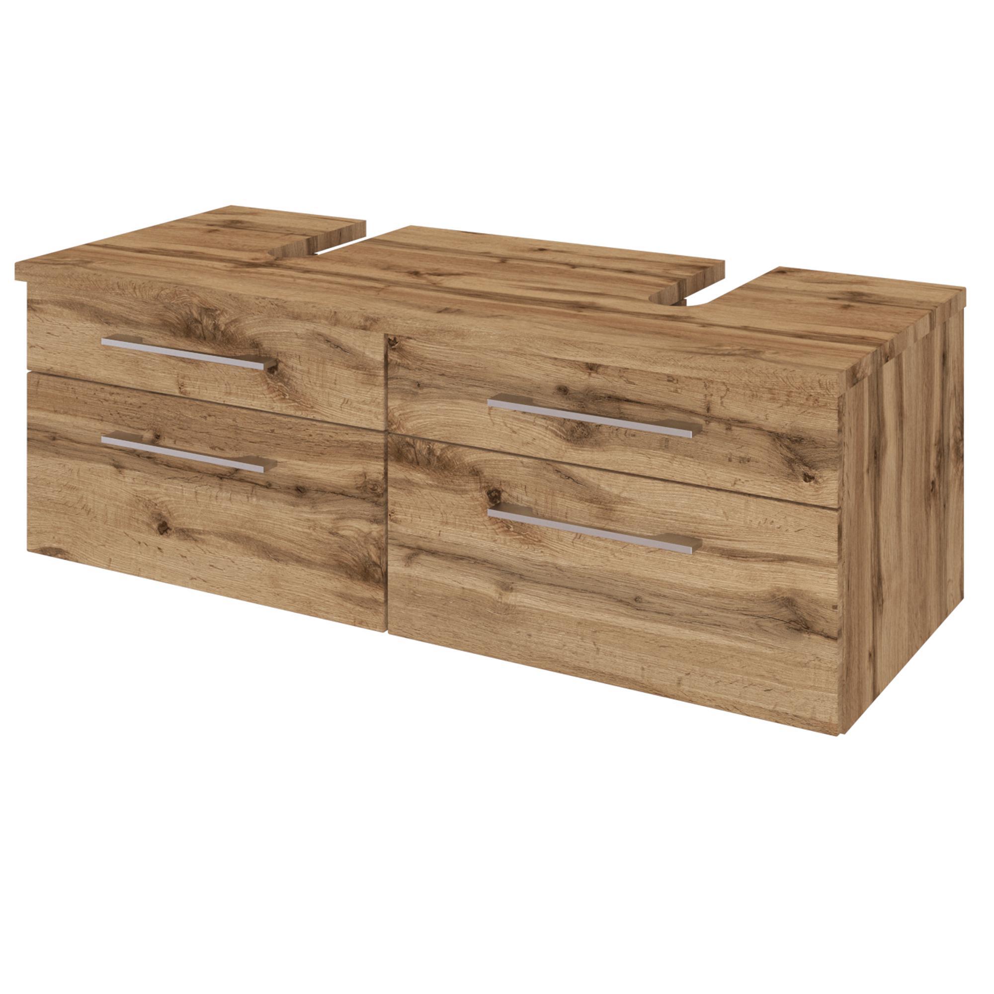 Waschbeckenunterschrank 120 Cm Holz