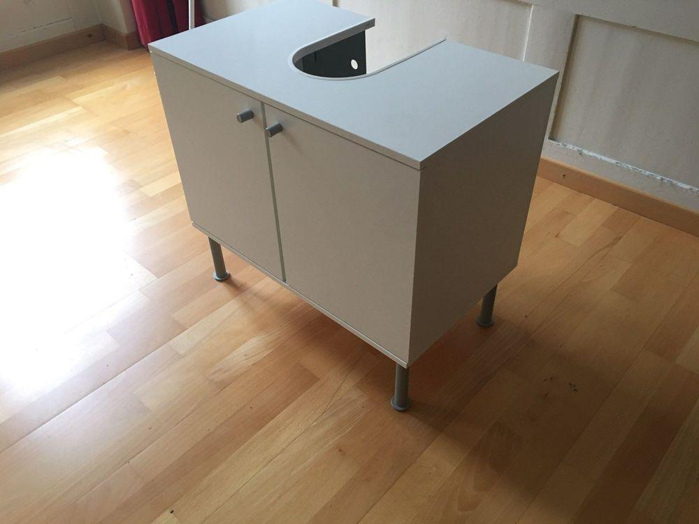 Waschbeckenunterschrank Bambus Ikea