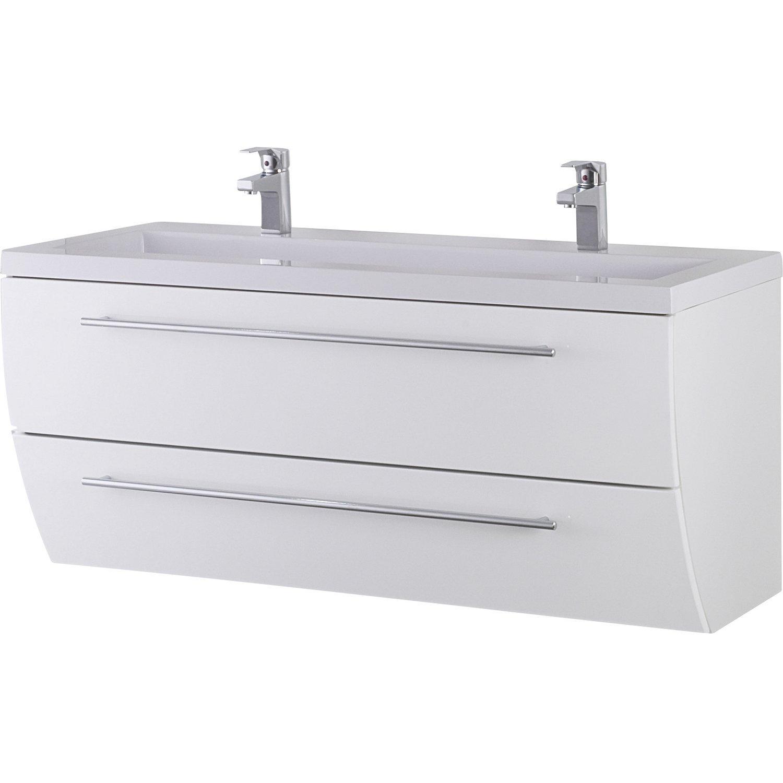 Waschbeckenunterschrank Breite 120 Cm