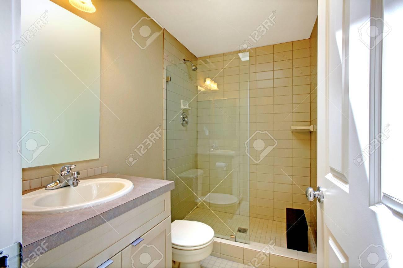 Waschbeckenunterschrank Kleines Bad