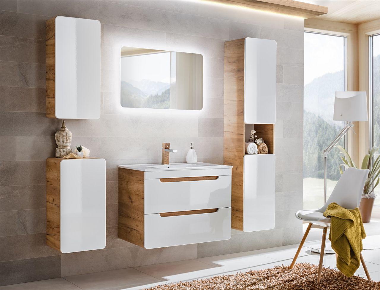 Waschtisch Bad Weiß