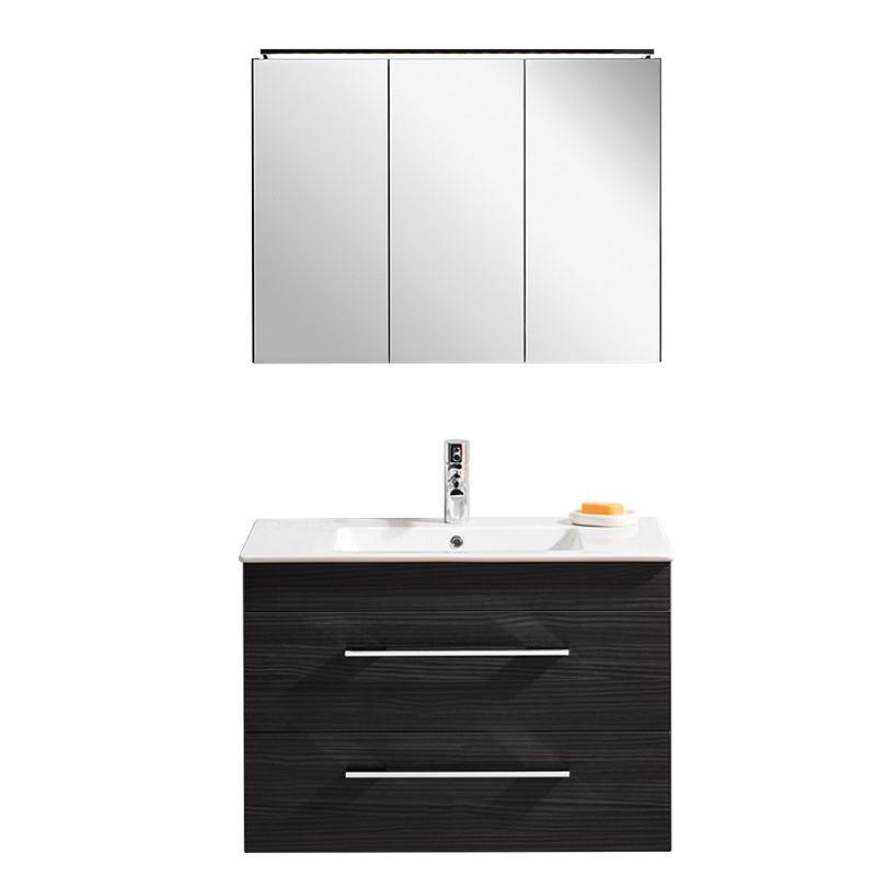 Waschtisch Mit Spiegelschrank 80 Cm