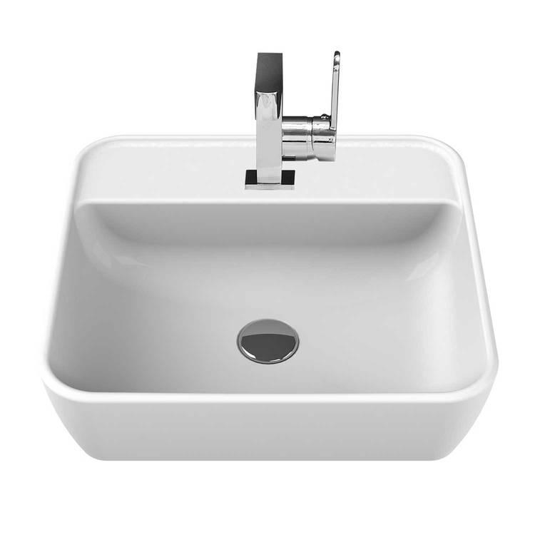 Waschtisch Waschbecken Links