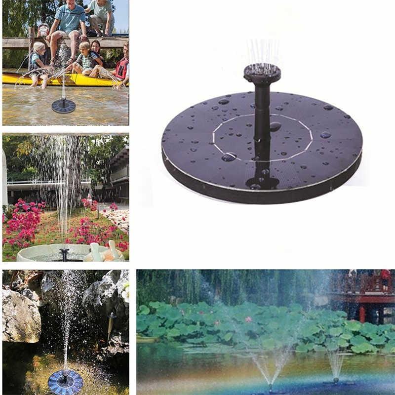 Wasserbrunnen Garten Solar