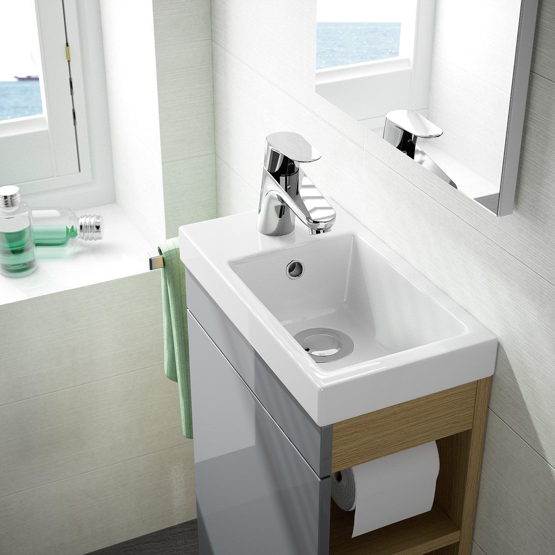Wc Waschbecken Klein Mit Unterschrank