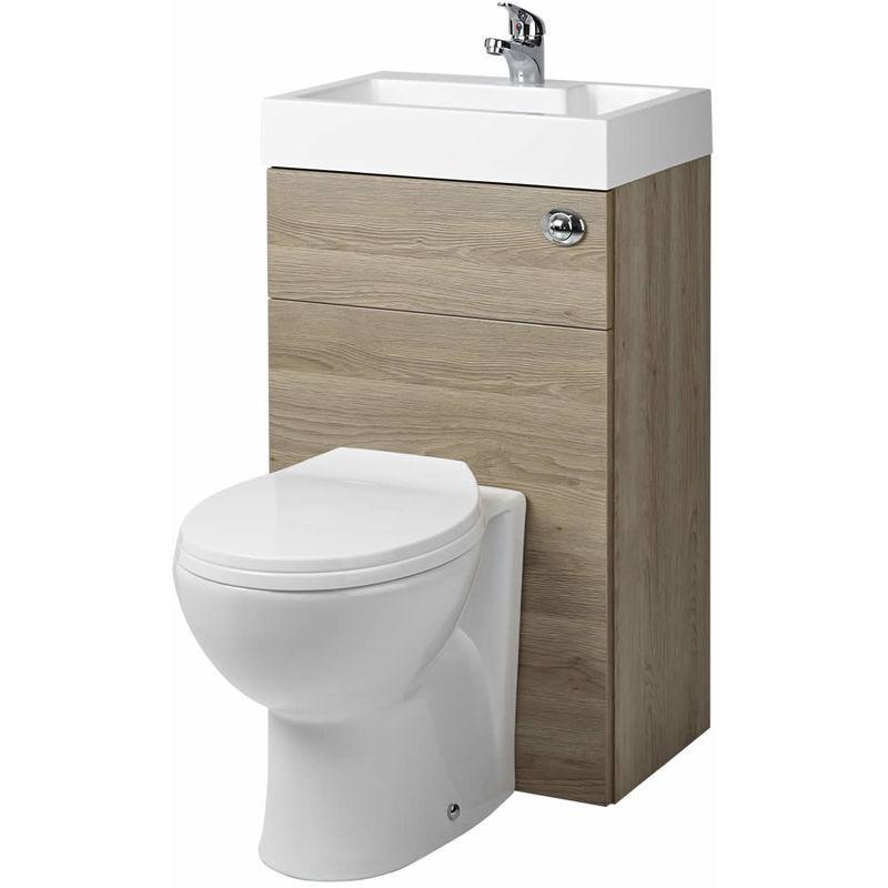 Wc Waschbecken Set