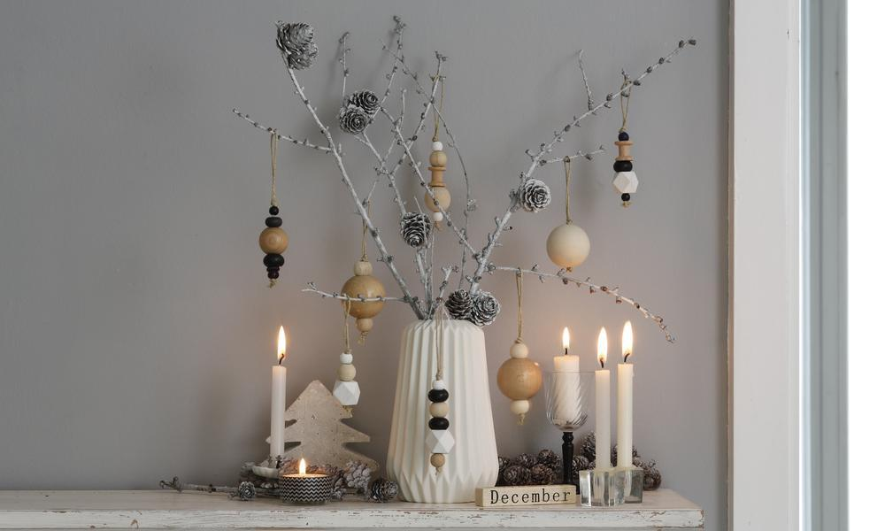 Weihnachtlich Dekorieren Wohnzimmer