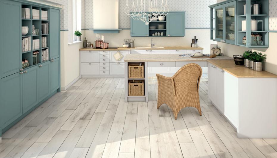 Weiß Küchen Landhausstil Mediterran
