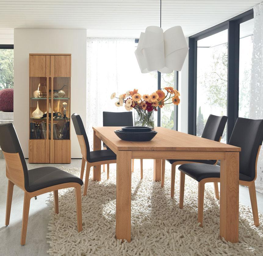 Weiße Echtleder Stühle