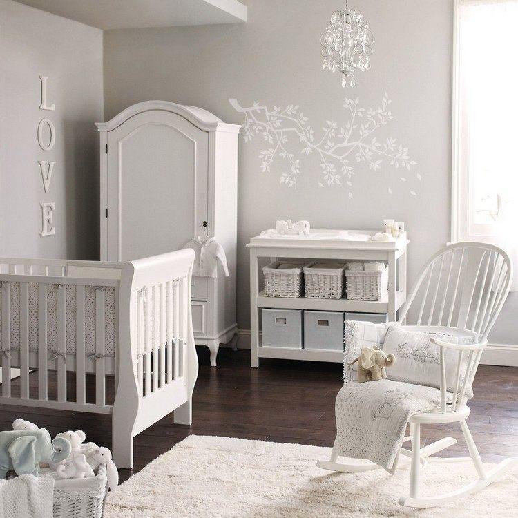 Weiße Möbel Weiße Wand