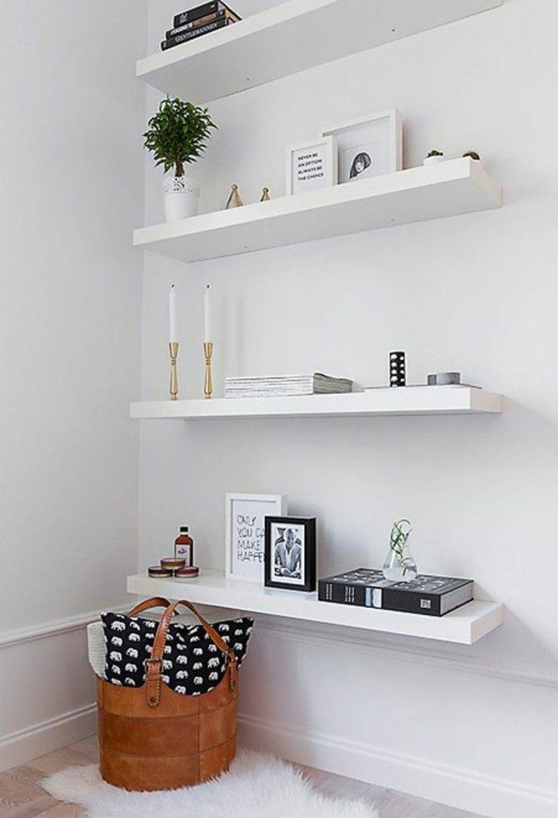 Weiße Regale Ikea
