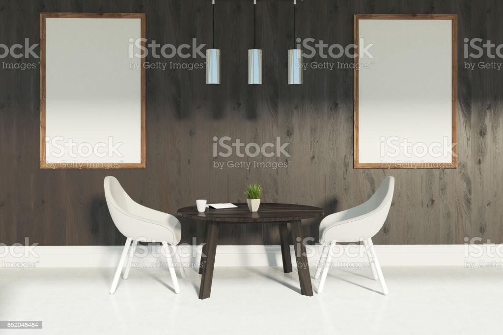 Weiße Stühle Esszimmer
