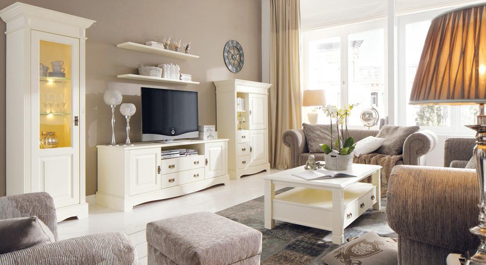 Weiße Wohnzimmermöbel Modern