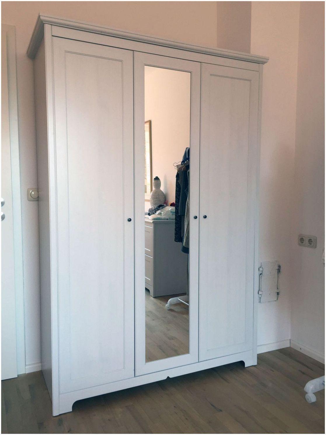 Weißer Kleiderschrank Mit Spiegel Ikea