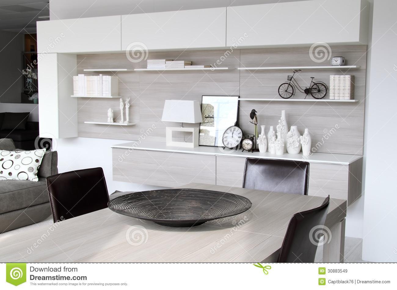 Weißes Wohnzimmer Dekorieren