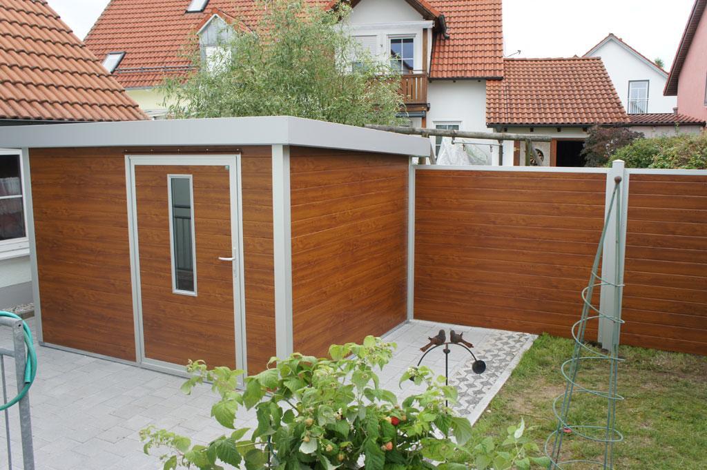 Wellblech Für Gartenhaus Dach