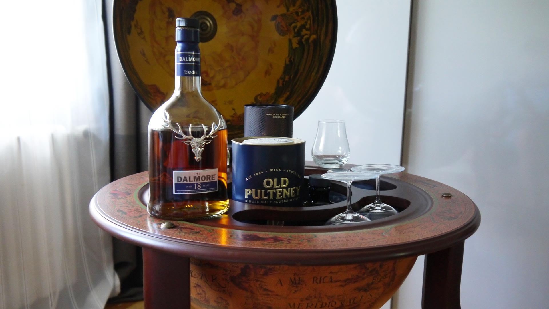 Whisky Bar Schrank