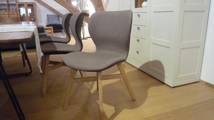 Wildeiche Voglauer Stuhl