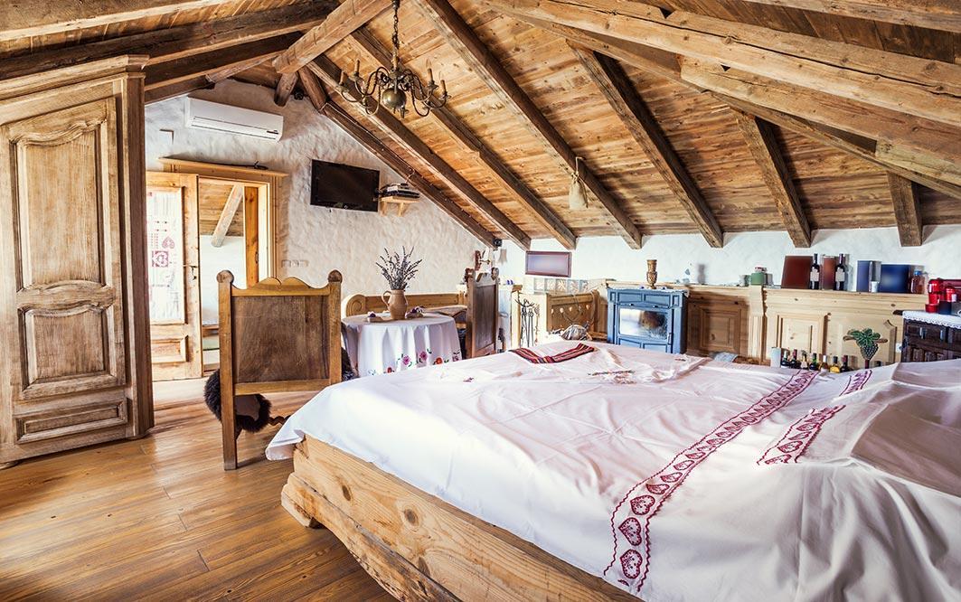 Wohn Schlafzimmer Einrichtungsideen