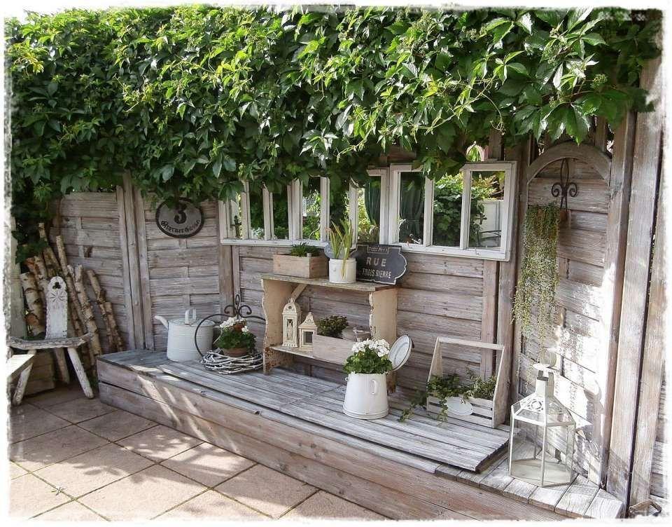 Wohnen Und Garten Landhaus Deko Ideen